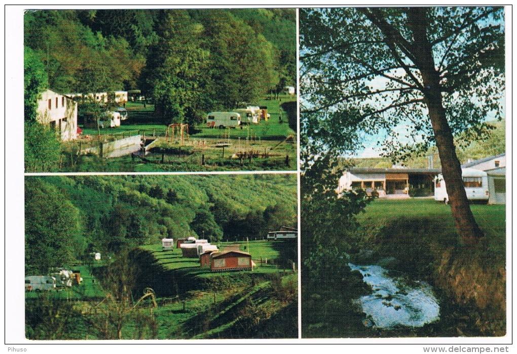 L1387   WALSDORF : Camping Romantique - Postcards