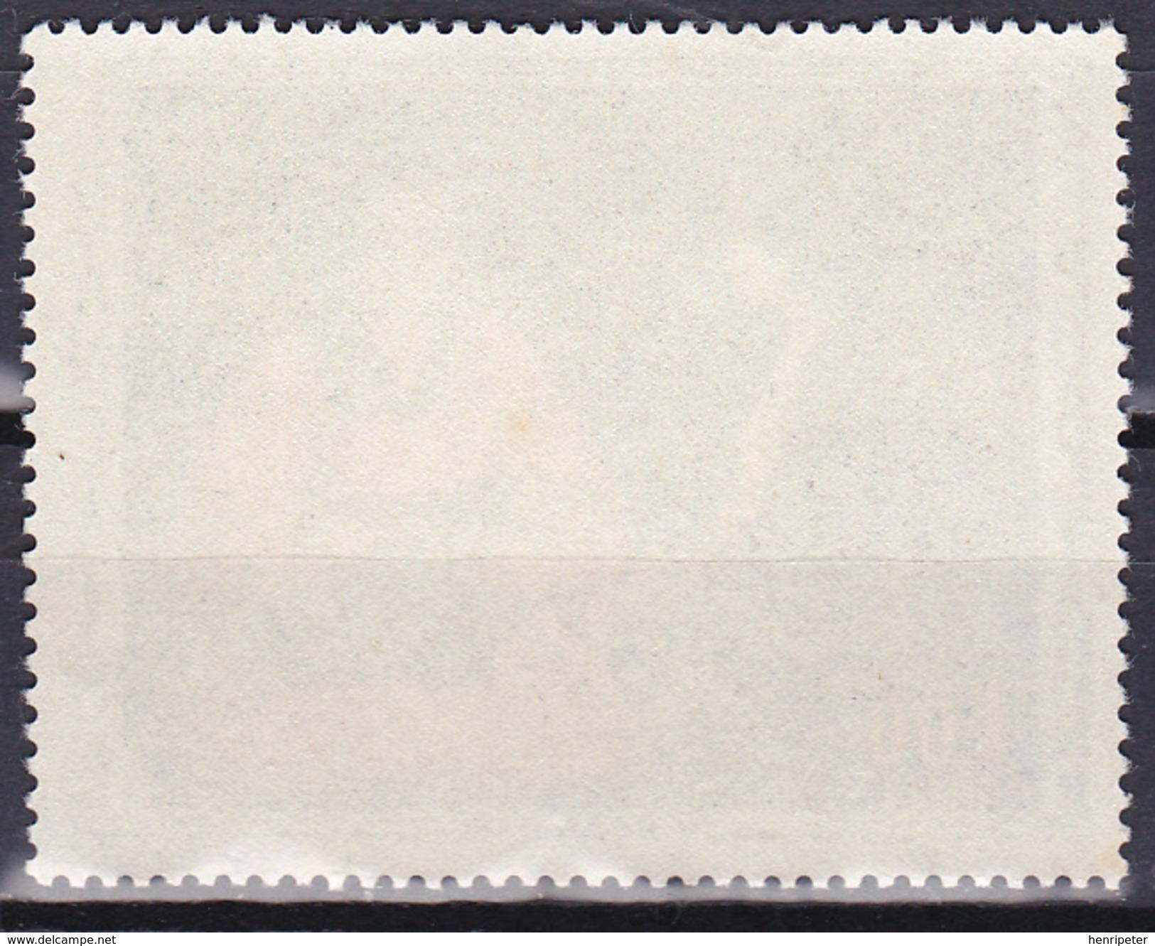 Timbre-poste Neuf** - Oeuvres D'art Le Nouveau-Né De Georges De La Tour - N° 1479 (Yvert) - France 1966 - Ungebraucht