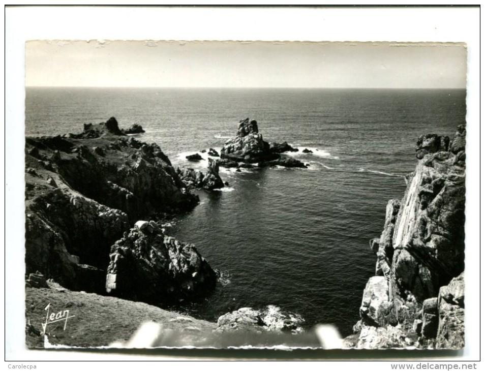 CP - CLEDEN CAP SIZUN (29) Rochers De La Pointe Du Van - Cléden-Cap-Sizun