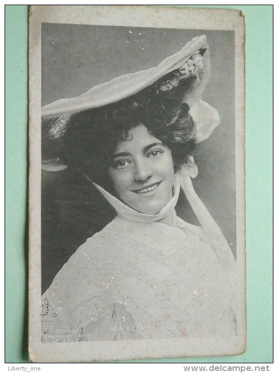 ADA REEVE Actress ( Ettlingers ) The Gainsborough Studio / Anno 19?? ( Zie Foto Voor Details ) !! - Artistes