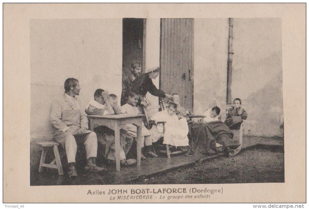 LAFORCE 24 ( ASILE JOHN BOST ) SANTE MEDECINE PSYCHIATRIE - Andere Gemeenten