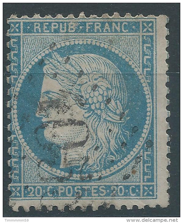 Lot N°24546   N°37, Oblit GC 1053 CLERMONT-FERRAND (62) - 1870 Siege Of Paris