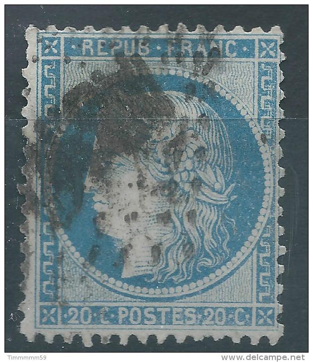 Lot N°24564   N°37, Oblit  Double Losange ASNA - 1870 Siege Of Paris