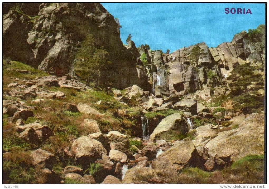 Soria  -Pico De Urbion - Cascada Laguna Negra - ESPAGNE - Soria