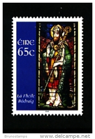 IRELAND/EIRE - 2005  ST. PATRICK DAY  MINT NH - Nuovi