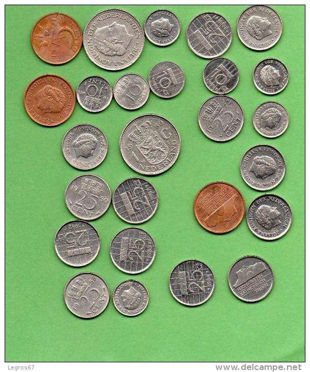 Lot De 26 Pièces Pays Bas - [10] Collections