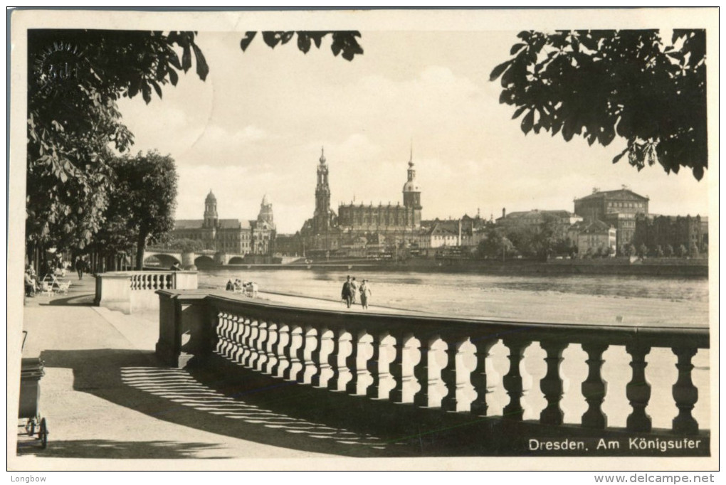Dresden Am Konigsufer - Dresden