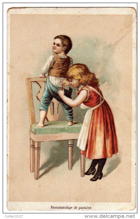 Raccommodage De Pantalon ... - Künstlerkarten