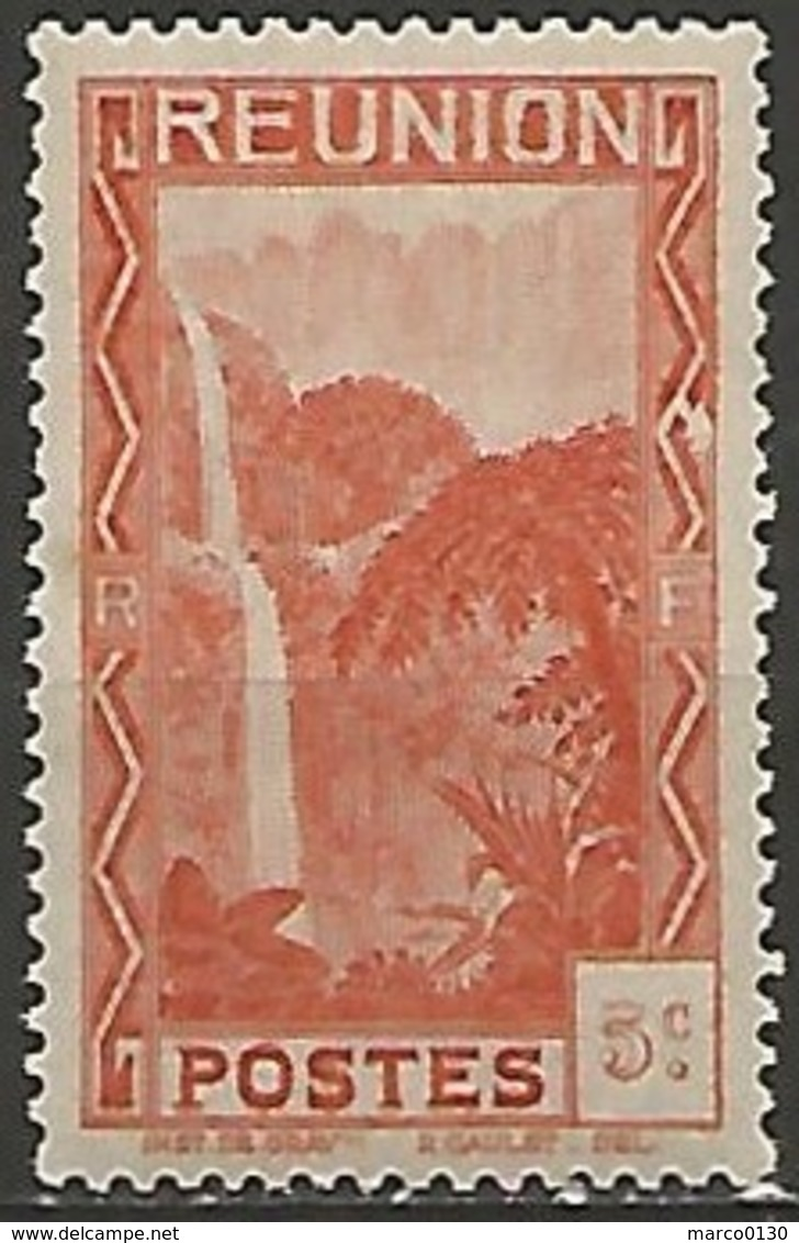 REUNION N° 128 NEUF Sans Gomme - Isola Di Rèunion (1852-1975)