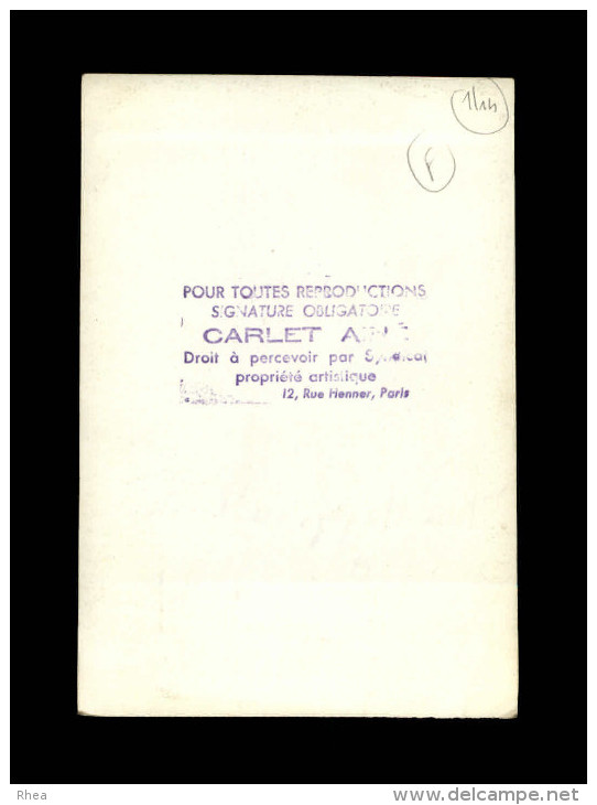 AUTOGRAPHES - Théâtre PACRA à Paris - Dédicace - - Autographes