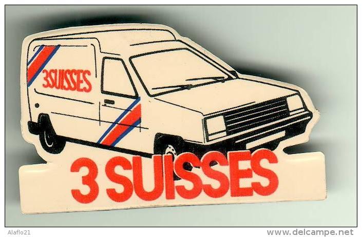 MAGNET - 3 SUISSES - Renault Express - Reklame
