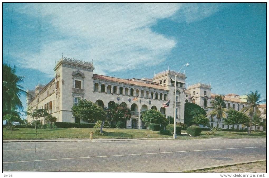 San Juan - The School Of Tropical Medecine - Puerto Rico