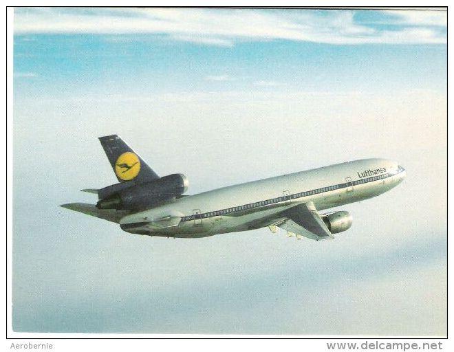 LUFTHANSA - Douglas DC-10 (Airline Issue) - 1946-....: Moderne