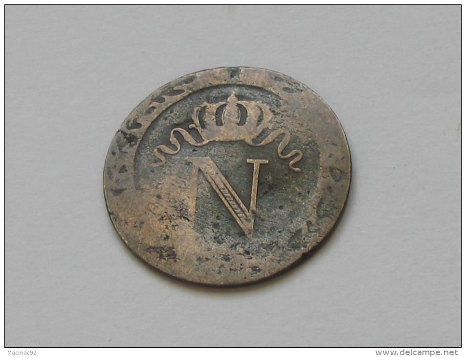 10 Centimes 1810 I  Napoléon 1er -  1er Empire - **** EN ACHAT IMMEDIAT **** - D. 10 Céntimos
