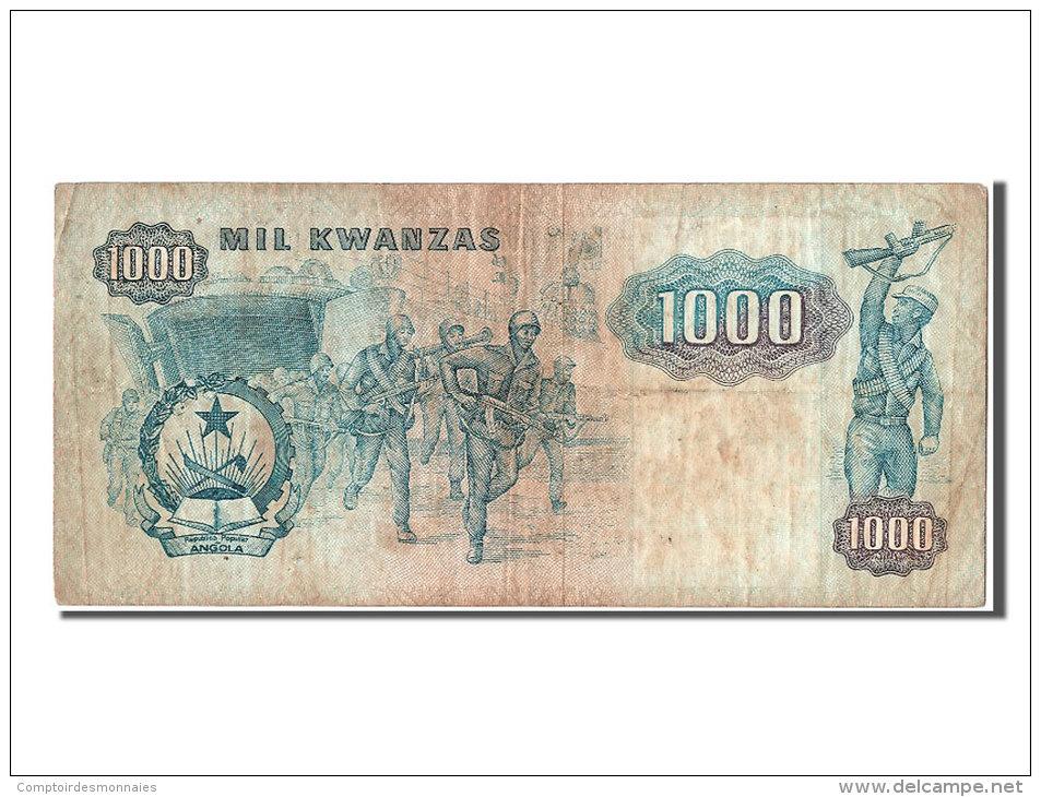 [#302774] Angola, 1000 Kwanzas Type Dos Santos Et Neto - Angola