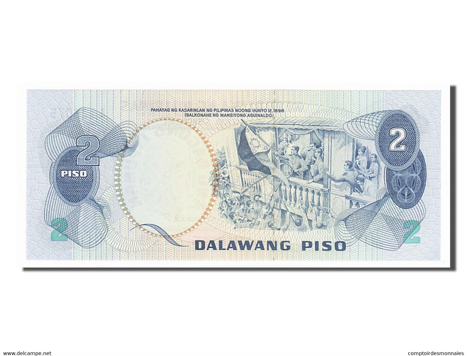 [#154359] Philippines, 2 Piso Type Rizal - Mexique