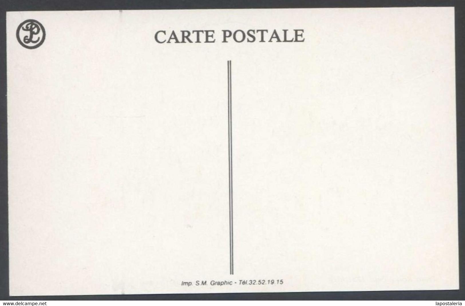 Francia. Tourny. *Cartes Postales Lebrun* Nueva. - Bolsas Y Salón Para Coleccionistas