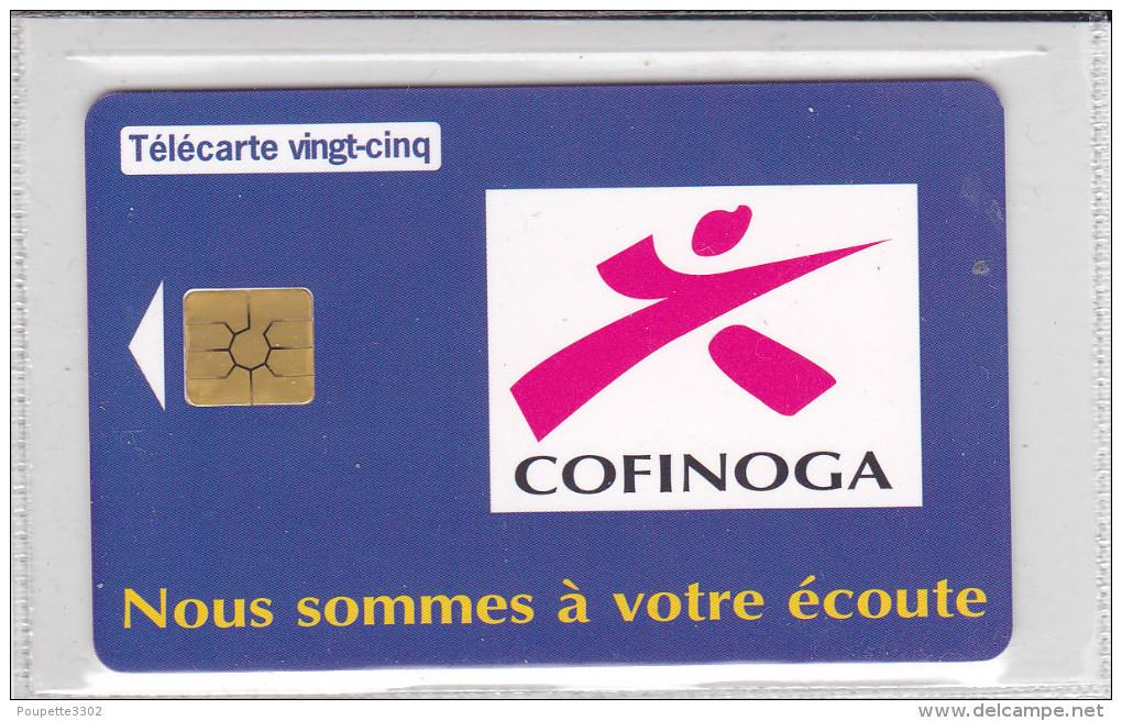 Télécarte 25 Unités - HN 143 -  Cofinoga Neuve - Francia
