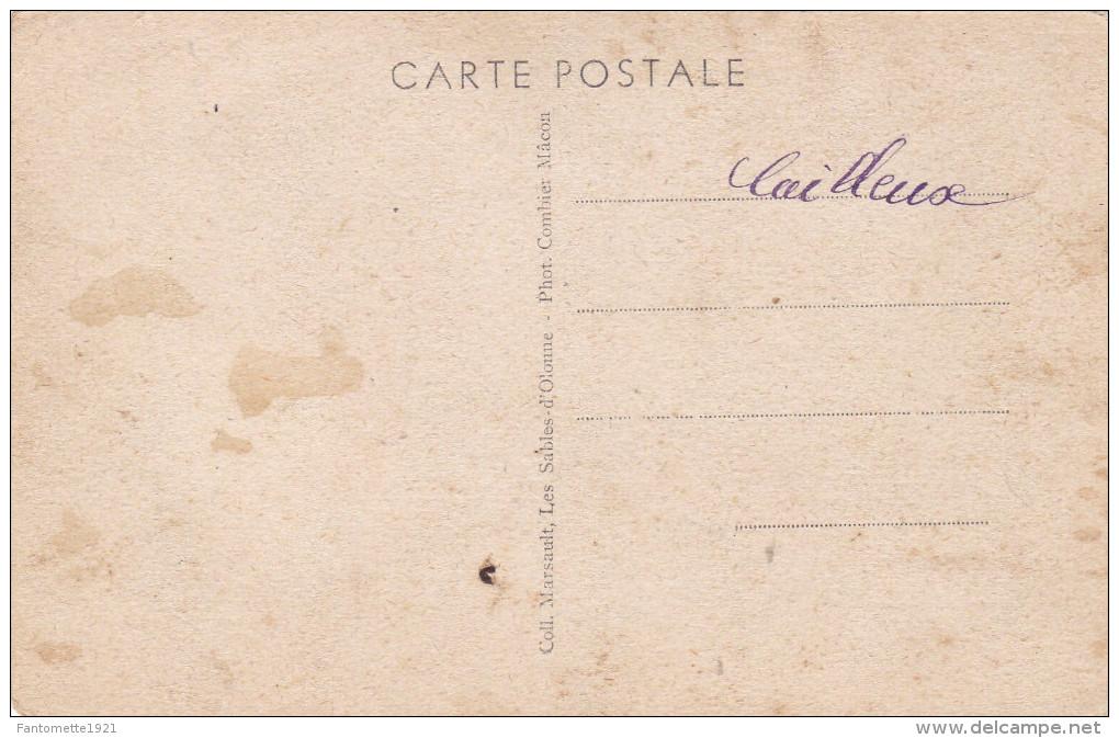 LES SABLES D'OLONNE   LA JETEE DES SABLES(dil133) - Sables D'Olonne