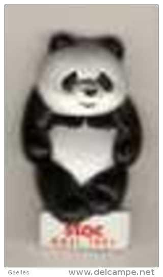 Magnet Panda Stoc Noël 1992 - Animaux & Faune
