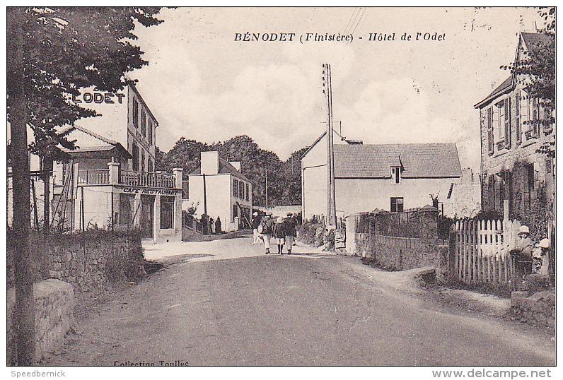 22890 BENODET Hotel De L' Odet  -coll Toullec - Enfant - Bénodet
