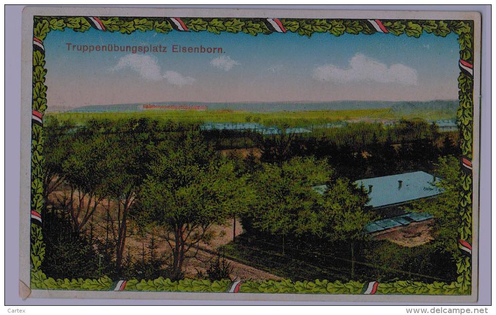 ELSENBORN Truppenübungsplatz - Elsenborn (camp)