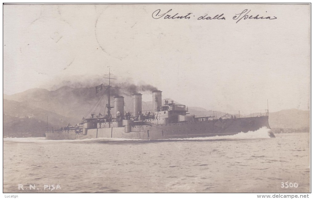 R.N.PISA - Guerra