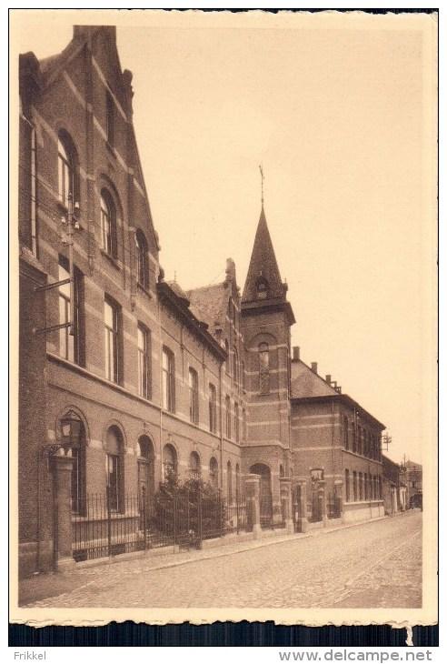 Herentals Herenthals St Jozefsgesticht Normaalschool Kostschool Zicht Langs De Burchtstraat - Herentals