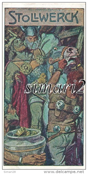 STOLLWERCK - GRUPPE 417 - N° III - Alarich - Stollwerck