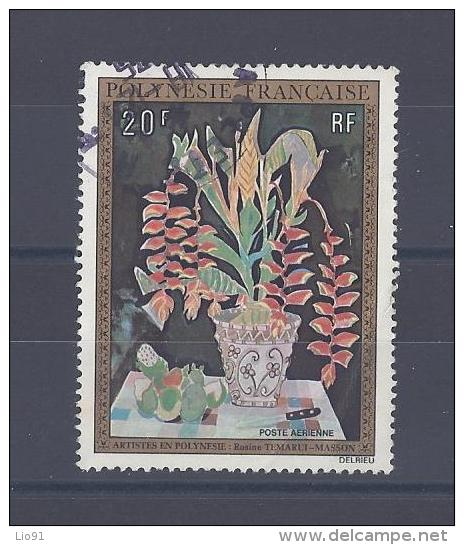 POLYNESIE.Artistes En Polynésie - Poste Aérienne