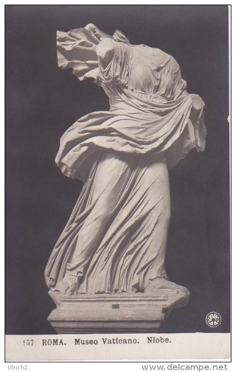 PC Roma - Mueo Vaticano - Niobe (0909) - Musées