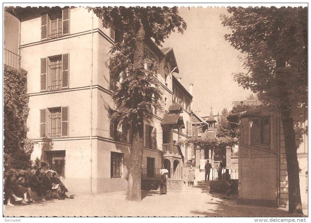 PARIS .. XVe   .. HOPITAL SAINT MICHEL .. COMMUNAUTE - Arrondissement: 15