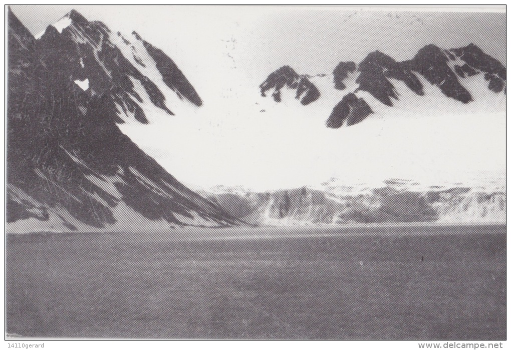 PLIS ARCTIQUE NORVEGE Spitsbergen   Poolexpedite  11-3-1985à 11-3-1986 - Norwegen