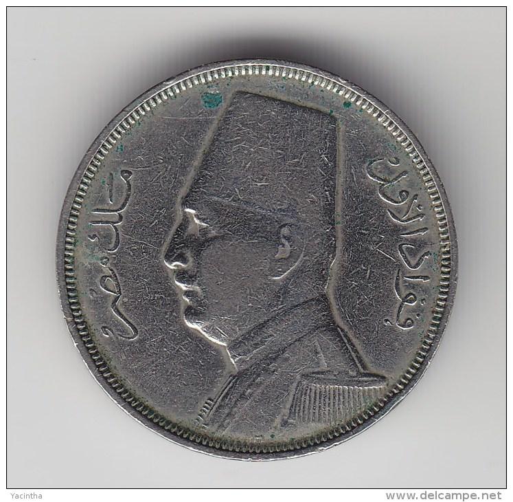 @Y@  Egypte  5 Mil   1935   (2653) - Egypte