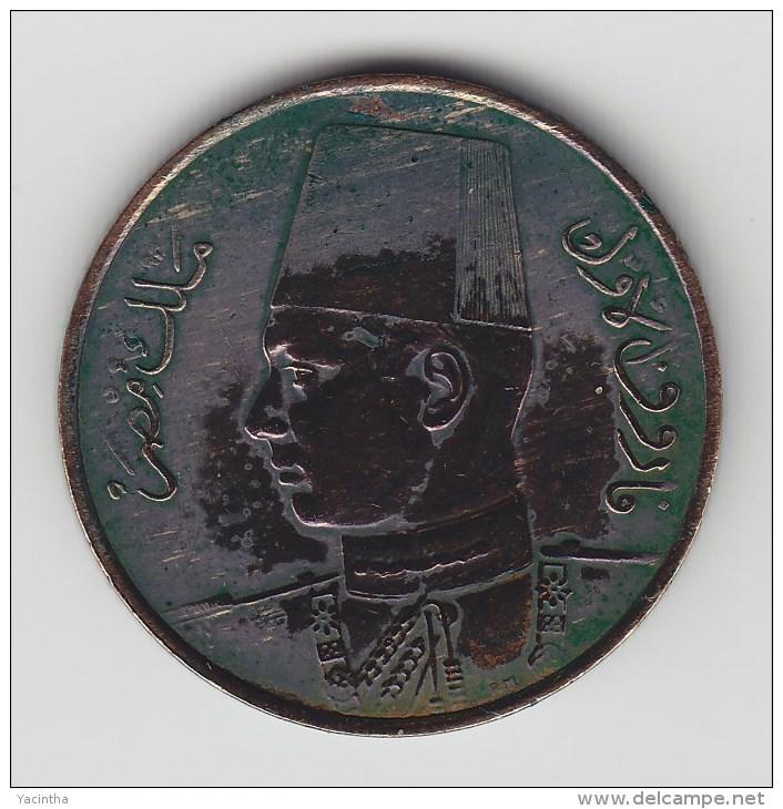 @Y@  Egypte  1 Mil   1938   (2657) - Egypte