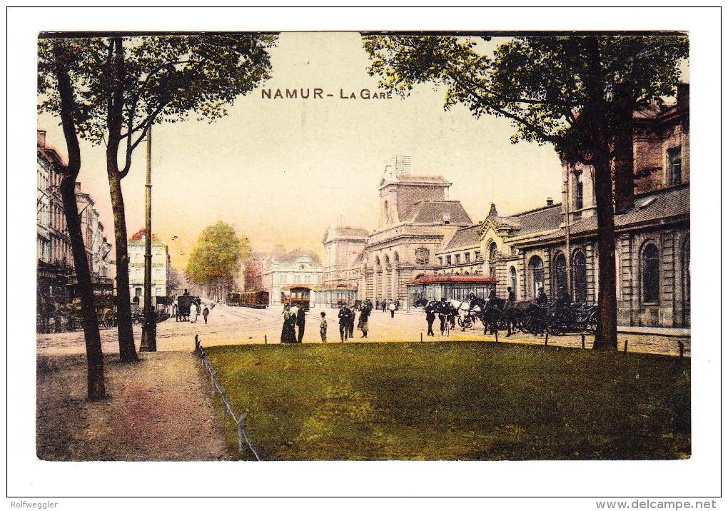 Namur - La Gare - - Namur