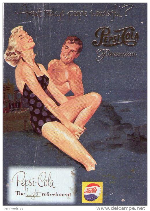 PEPSI - COLA  ,  Card - Altre Collezioni
