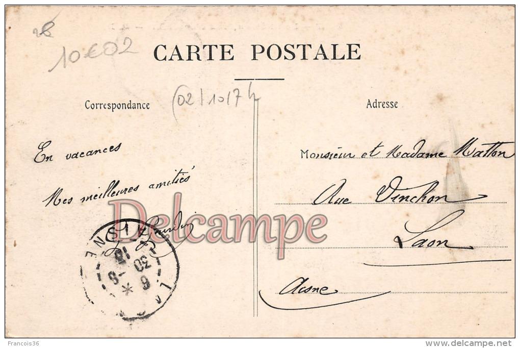 AISNE (02) -  Moy - Le Château - Vue D'ensemble - Other Municipalities
