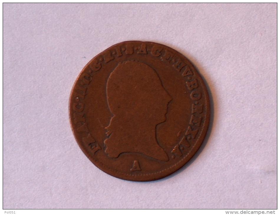 AUTRICHE 1 KREUZER 1800 A - Autriche
