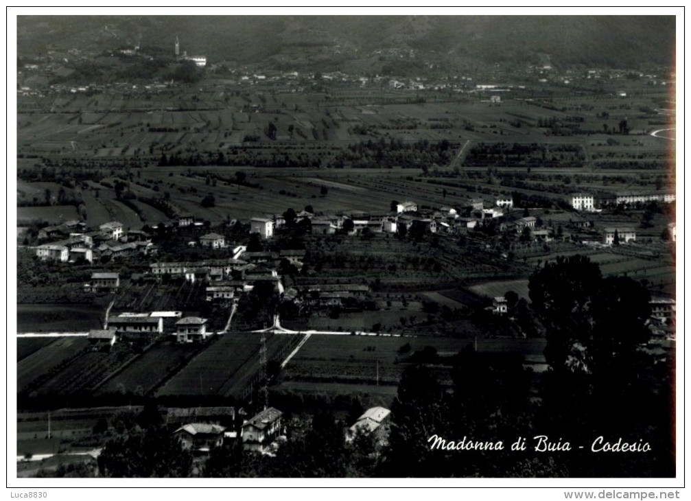 MADONNA DI BUIA - CODESIO - Udine