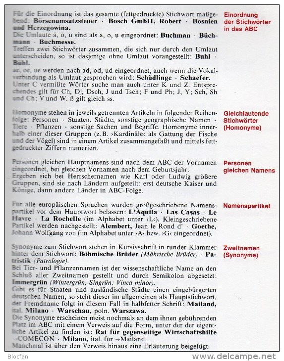Band 9-12 Holz Bis Milo 1981 Antiquarisch 19€ Neuwertig Als Großes Lexikon Knaur In 20 Bänden In Farbe Lexika Of Germany - Lexiques