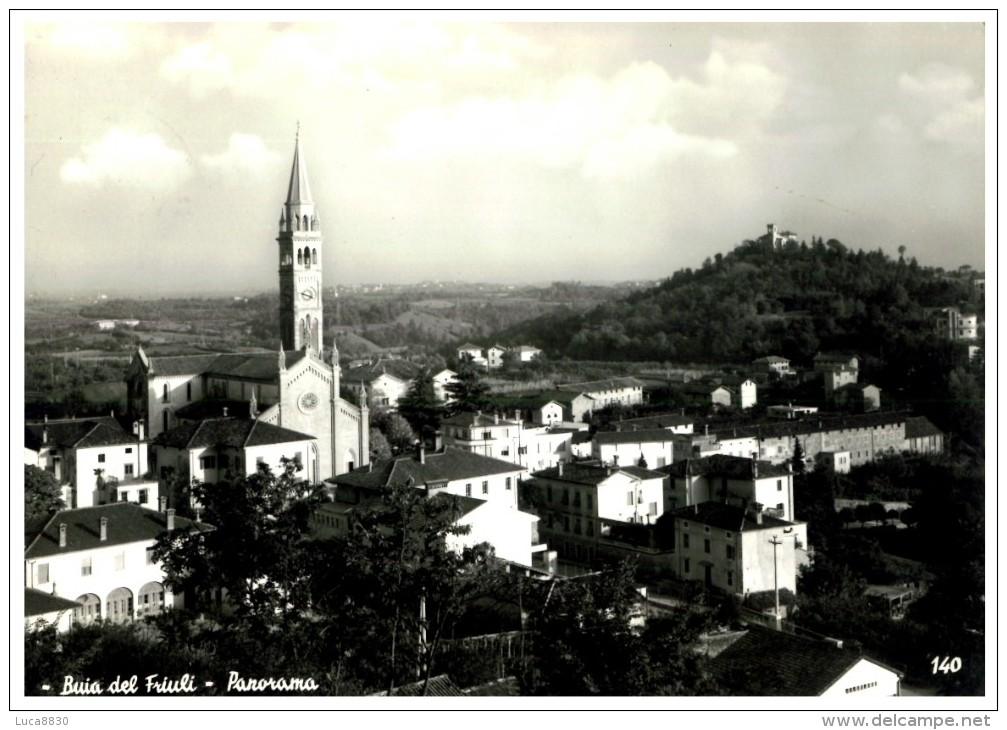 BUIA DEL FRIULI - PANORAMA - Udine