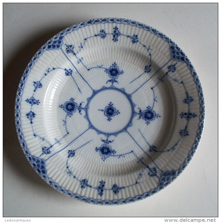Assiette -  Plate - Bord - AS 2154 - Royal Copenhagen (DNK)