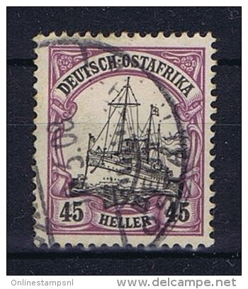 Deutsche Reich Ost Afrika: Mi 28 Used - Kolonie: Deutsch-Ostafrika