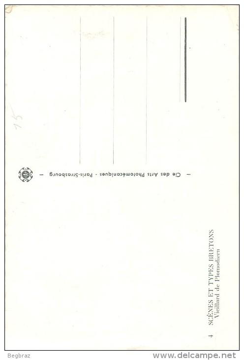 PLOMODIERN     VIEILLARD - Plomodiern