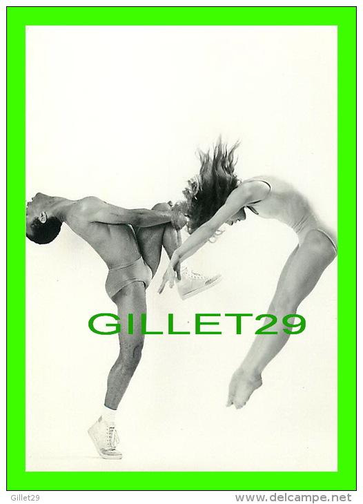 DANSE - BODYTALKV - GERT WEIGELT - DANCERS, MICHAEL HALL & INGA STERNER - GALLERY CARD - - Danse