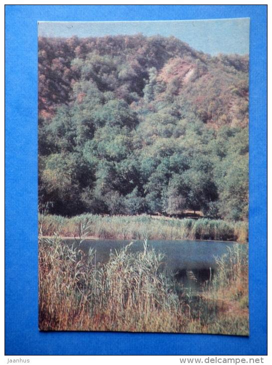 Arslan-Bob - Autumn - Nature Of Kyrgyzstan - 1969 - Kyrgyzstan USSR - Unused - Kirghizistan