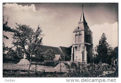 Heudebouville, Eglise (2002) - Autres Communes