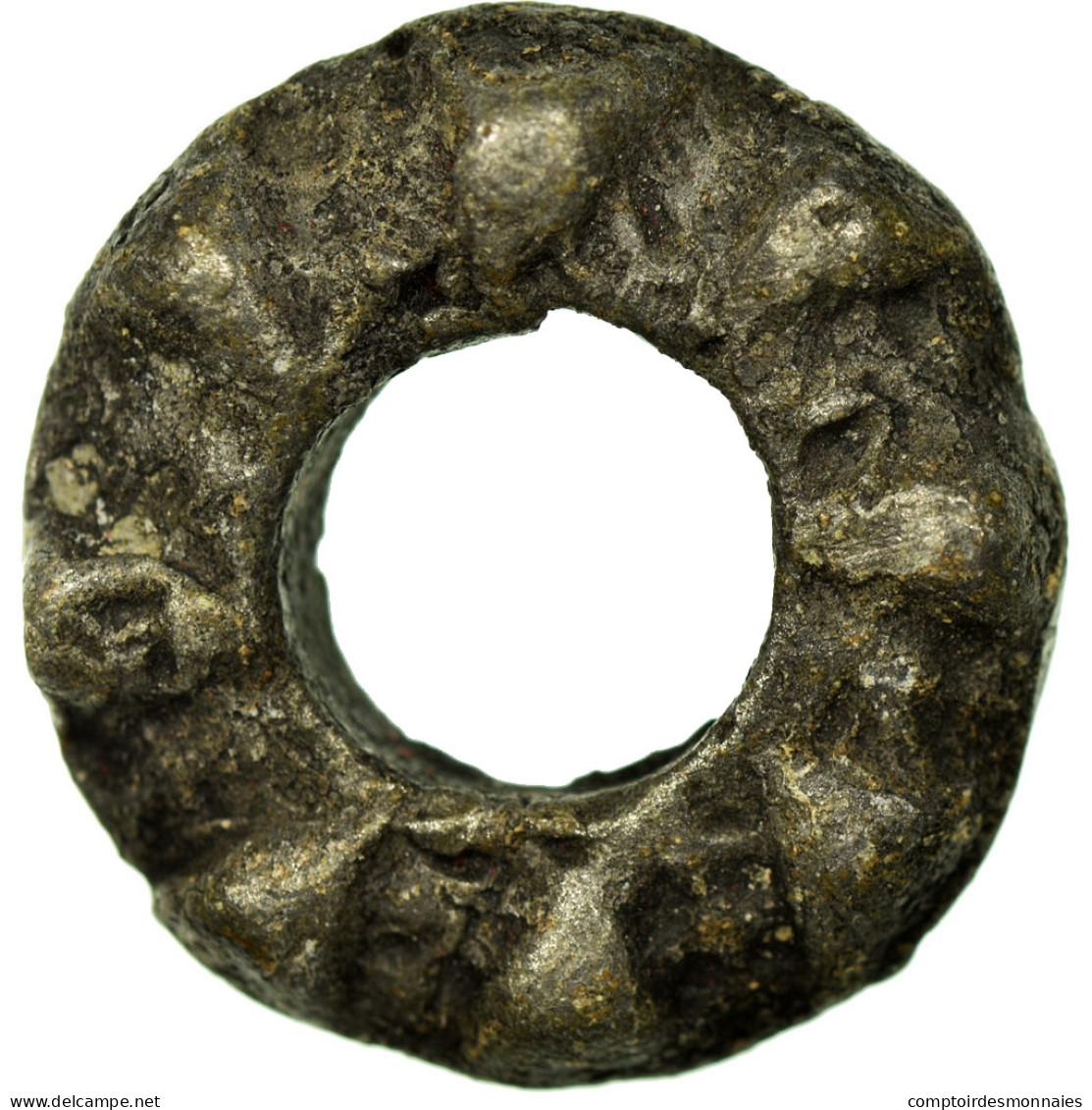 Monnaie, Other Ancient Coins, Rouelle, TTB, Lead - Monnaies Antiques