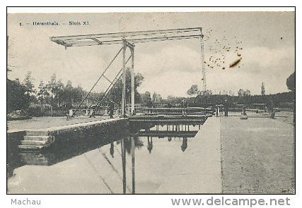 Herenthals - Sluis XI - 1910 - Herentals